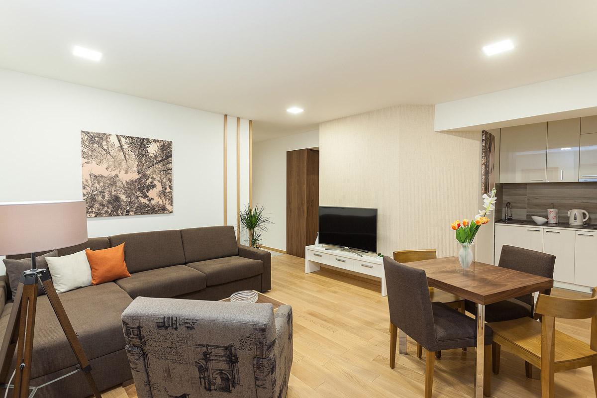 Vila Borova family apartman