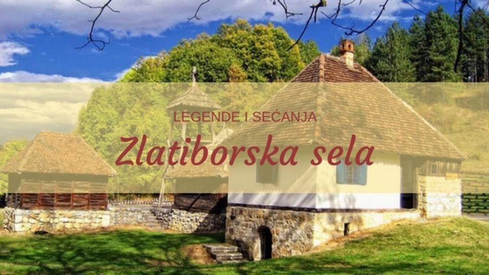 Zlatiborska sela