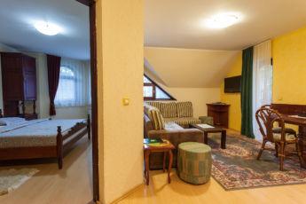 Vila Borova Lux apartman