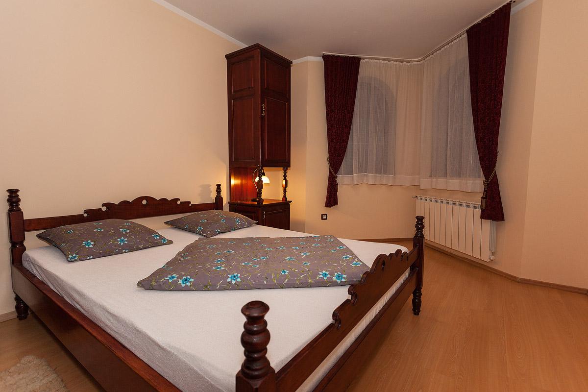 Lux apartman spavaca soba