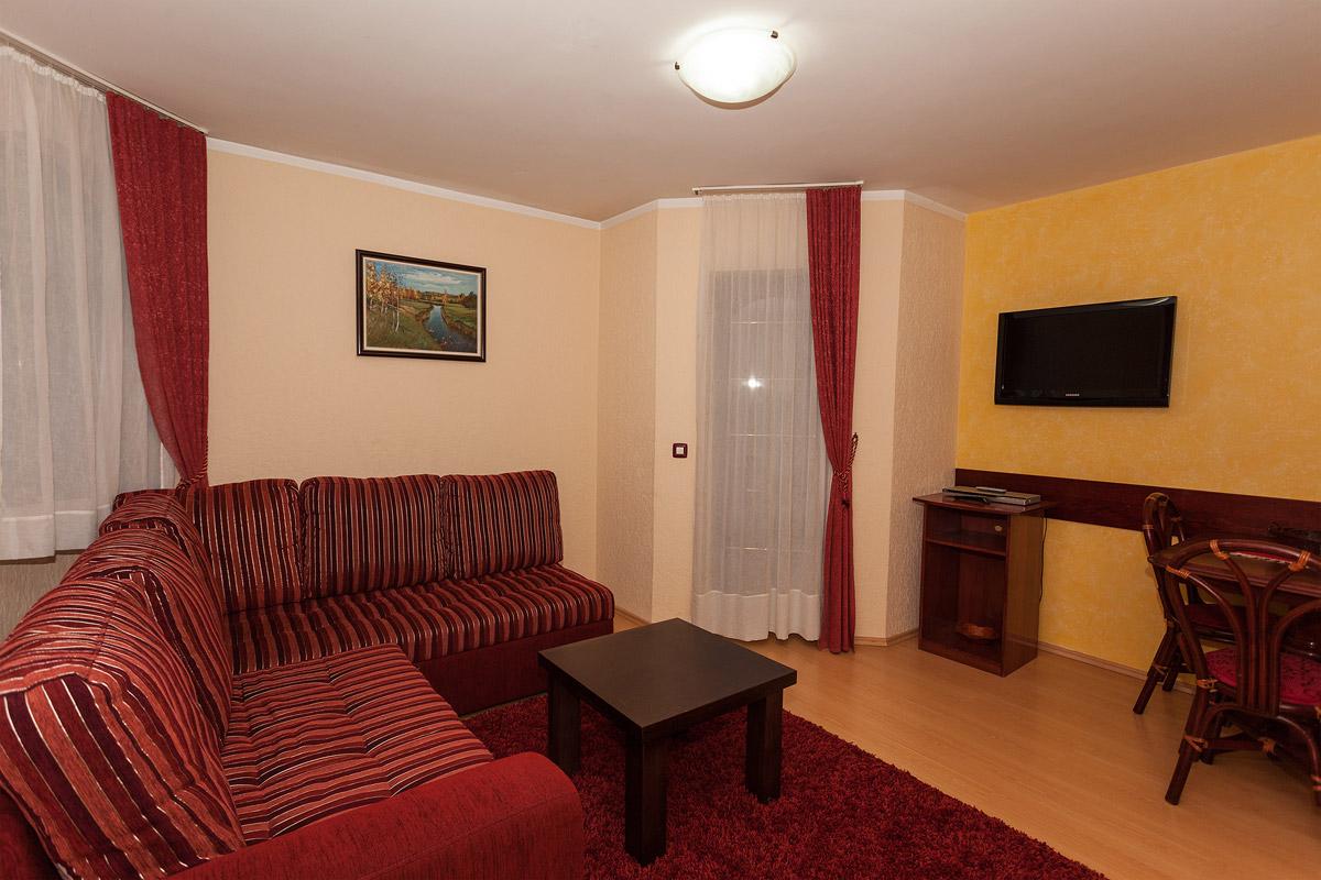 Lux apartman dnevni boravak 5