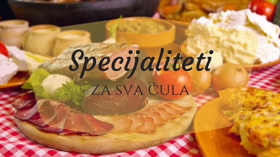 Specijaliteti sa Zlatibora